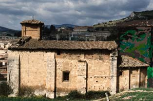 chapelle d'Estella